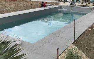 Création de piscine en béton armé vibré 79, 17, 85
