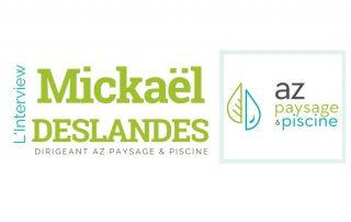 Mickael Deslandes paysagiste à Niort