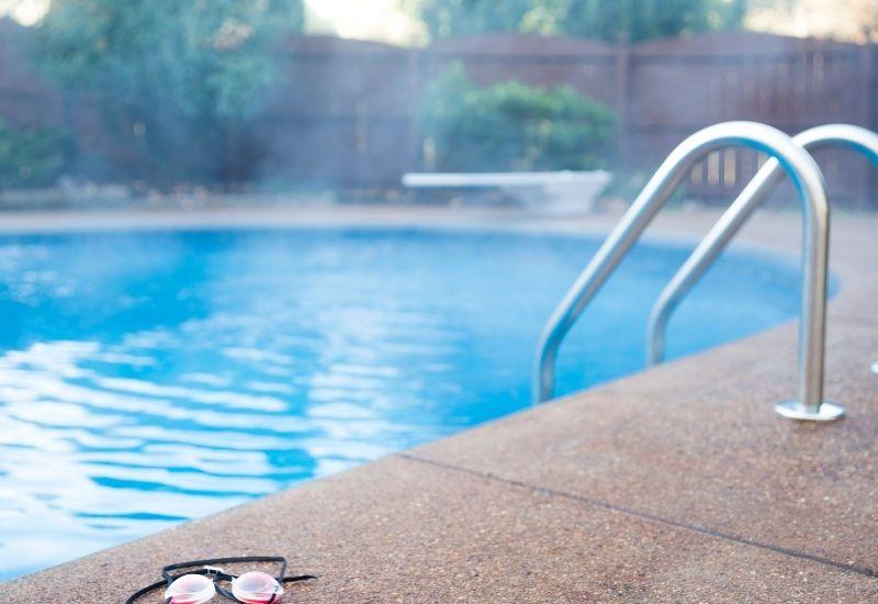 Chauffage de piscine