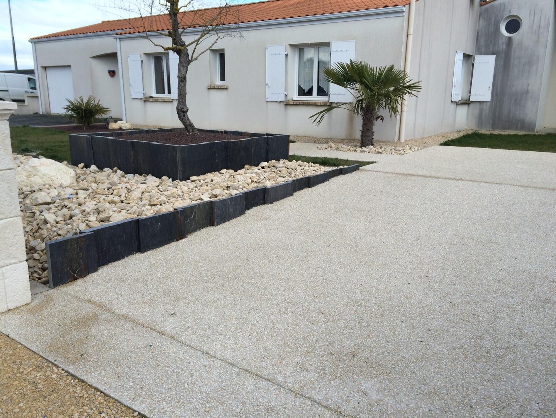 AZ PAYSAGE et PISCINE - paysagiste à Niort, Chauray, La Rochelle et île de Ré