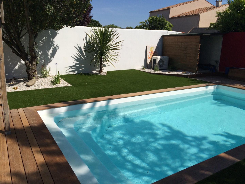 paysagiste à Niort - création de piscines 79